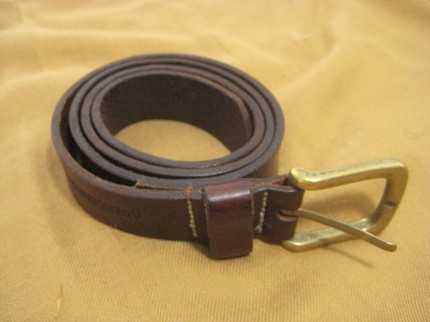 Abercrombie & Fitch belt ($32)