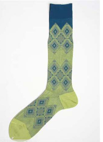 Ayame Magic Carpet Socks ($40.63)