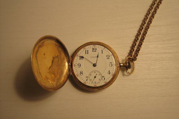 The Waltham Pocket Watch