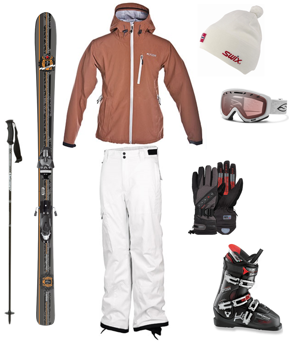 Best Ski Gear | Ski Test Sponsors | Best Outerwear | Skiing Magazine